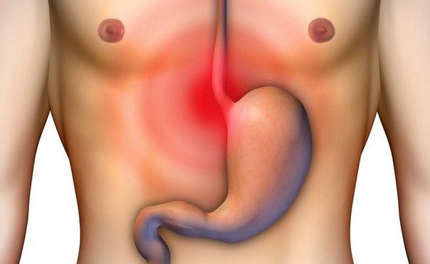 Шесть причин боли в желудке
