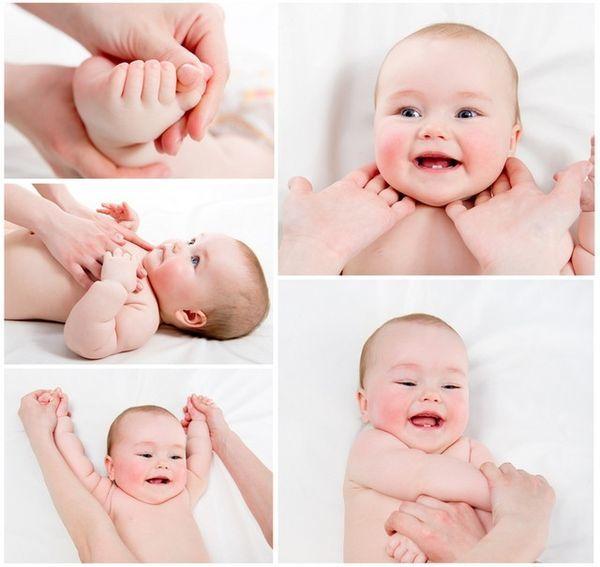 Гимнастический комплекс упражнений для детей раннего возраста. Гимнастический комплекс 1