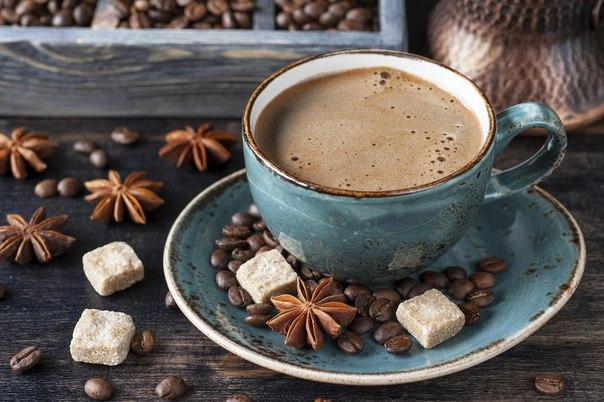 Кофе заставляет думать быстрее