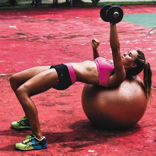 33 плюса тренировок с железом