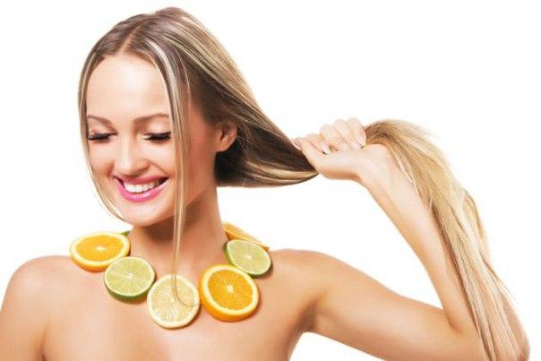 Четыре лучших витамина для роста волос