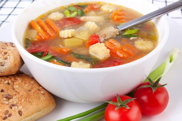 Волшебный суп от хирургов!