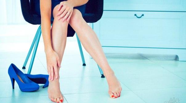 ТОП-7 привычек для улучшения кровообращения в ногах