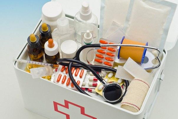 Как и где хранить домашнюю аптечку?