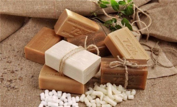 Удивительные свойства хозяйственного мыла