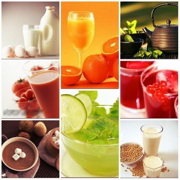 Восемь напитков, которые обязательно должны входить в рацион питания человека