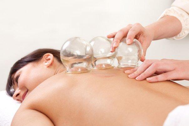 Баночный массаж при некоторых заболеваниях