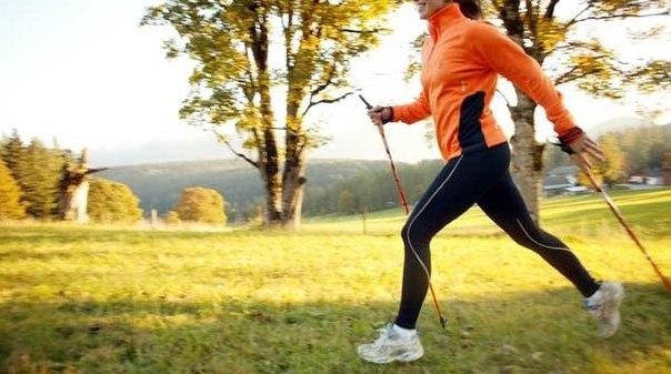 Ходьба уменьшает сердечные риски так же как и бег