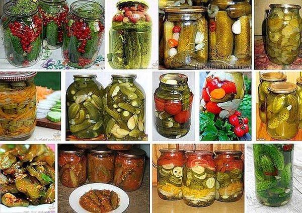 15 супер-рецептов огурцов!