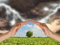 Как лечить метеозависимость травами?