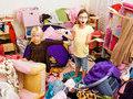 Как беспорядок в доме влияет на здоровье?