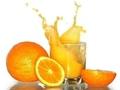 Стакан апельсинового сока утром - залог здоровья