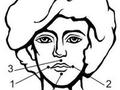 Массаж биологически активных точек на лице помогающий расслабиться